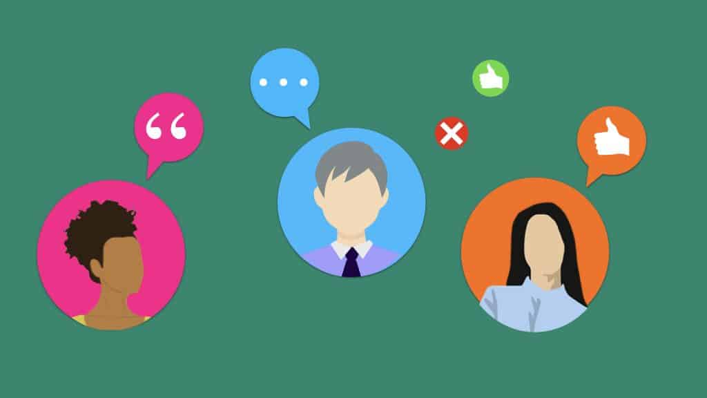 What should you communicate to your boss or manager during a performance review