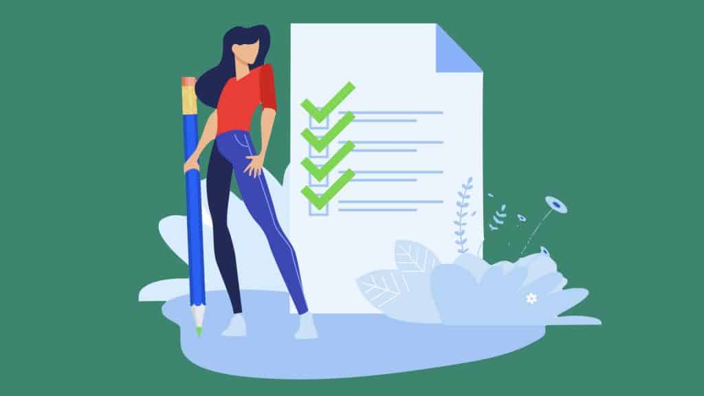 What makes a great accomplishment for a performance review?